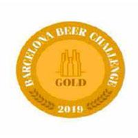 Barcelona Beer Challenge 2019 Oro